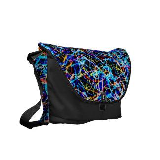 Electric Tribute Blues Courier Bag