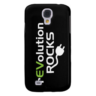 Electric Vehicles Rocks Samsung Galaxy S4 Case