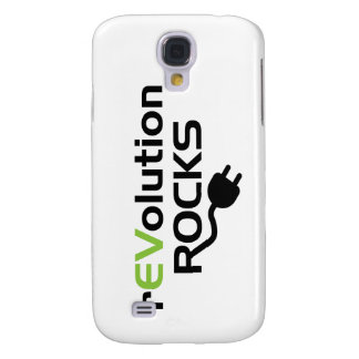 Electric Vehicles Rocks Samsung Galaxy S4 Cover