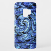 Electric Vortex - Samsung Galaxy S9, Case