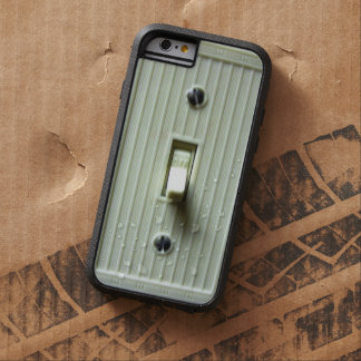 Electric Wall Switch Tough Xtreme iPhone 6 Case