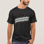 Electric Wire - Fractal T-Shirt
