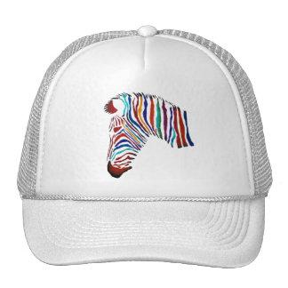 Electric Zebra. Trucker Hat