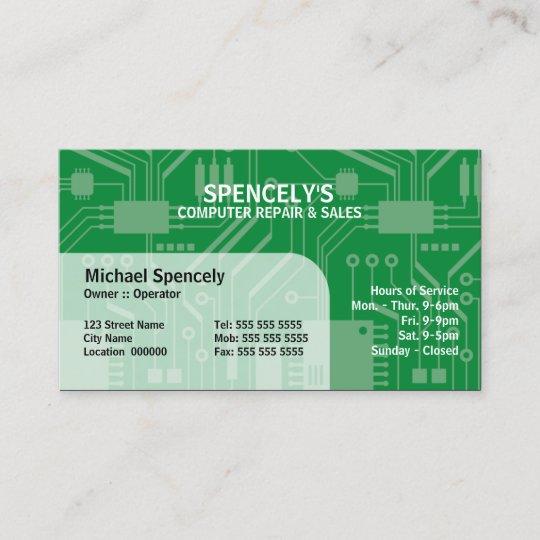 Electrical circuit board business card zazzle electrical circuit board business card colourmoves