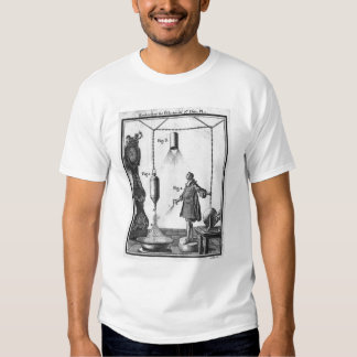 Electrical discharge of bodies T-Shirt