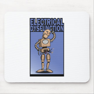 Electrical Disfunction Mouse Pad