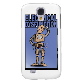 Electrical Dysfunction Samsung S4 Case
