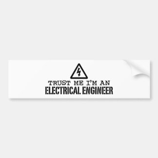 Electrical Engineer Bumper Sticker