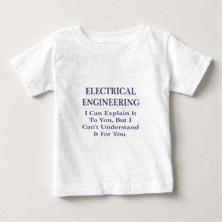 Electrical Engineer Joke .. Explain Not Understand Tshirt