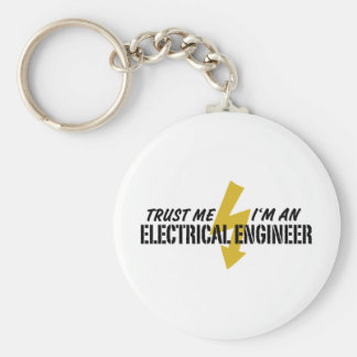 Electrical Engineer Keychain