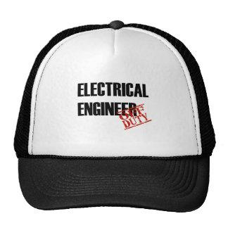 ELECTRICAL ENGINEER LIGHT TRUCKER HAT