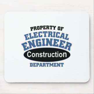 Electrical Engineer Mousepads