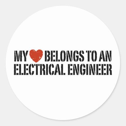 Electrical Engineer Sticker