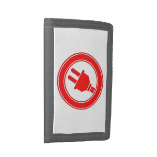 ELECTRICAL ENGINEER TRI-FOLD WALLET
