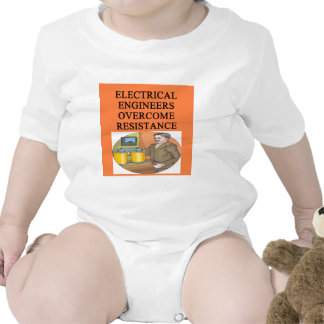 electrical engineer baby bodysuits