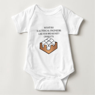 ELECTRICAL engineering Baby Bodysuit