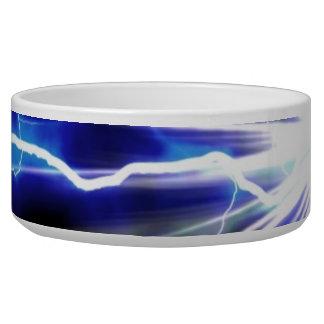 Electrical Lightning Star Burst Bowl