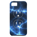 Electrical Outlet 1 Phone Case iPhone 5 Cover