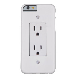 Electrical Outlet #2 Barely There iPhone 6 Case