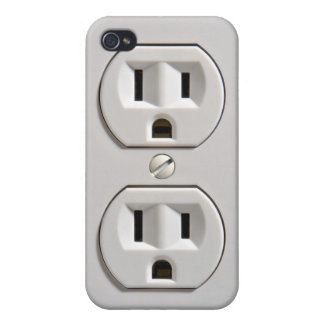 Electrical Outlet Case iPhone 4 Covers