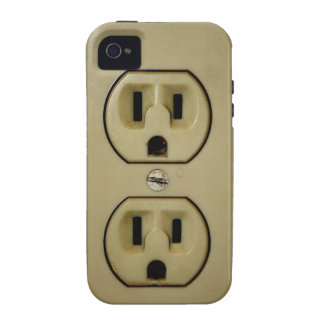 Electrical Outlet iPhone 4 Cases
