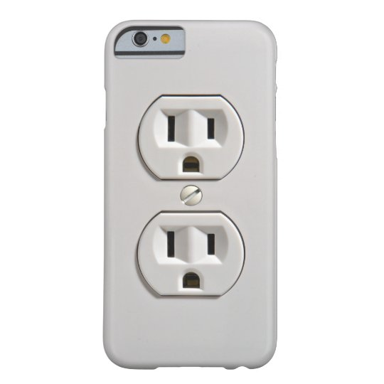 Electrical Outlet iPhone 6 case
