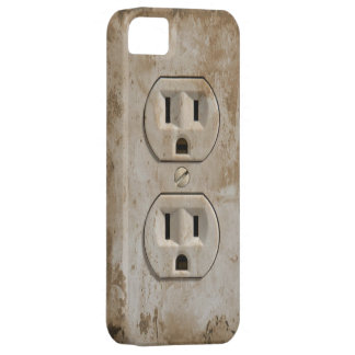 Electrical Outlet iPhone SE/5/5s Case