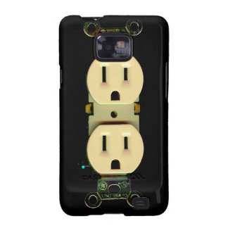 Electrical outlet photo electrician business art samsung galaxy s covers
