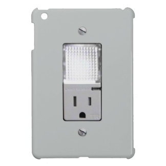 Electrical Outlet with Night Light iPad Mini Cases
