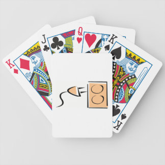 Electrical Plug Outlet Card Decks