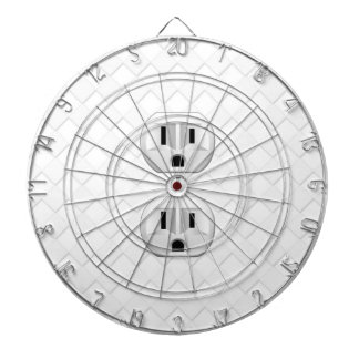 Electrical Plug Wall Outlet Fun Customize This Dartboard