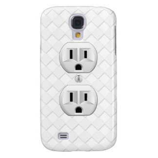Electrical Plug Wall Outlet Fun Customize This Samsung Galaxy S4 Case