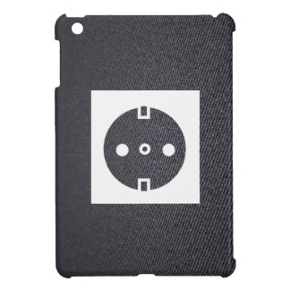 Electrical Sockets Pictograph iPad Mini Covers
