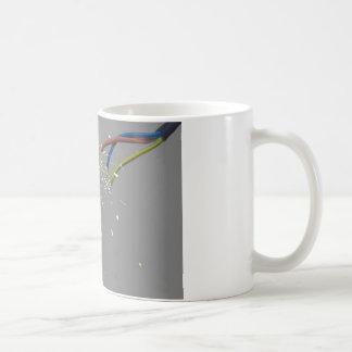electrical spark mug
