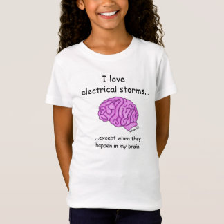 Electrical Storms t-shirt (Child sizes)