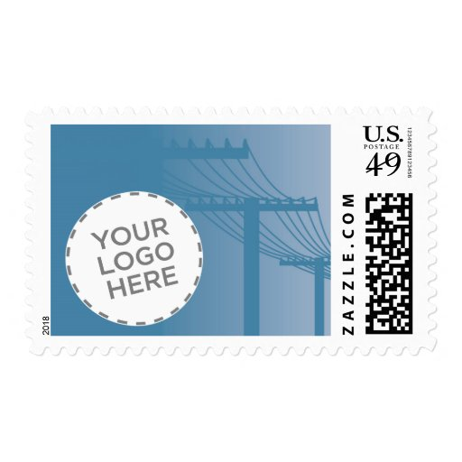 Electrical Towers Postage