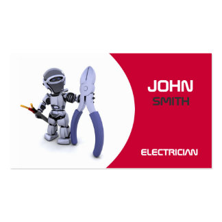 Electrican Business Card