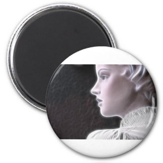 ElectricGirl 1 2 Inch Round Magnet