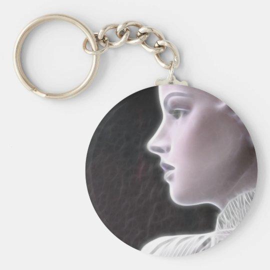 ElectricGirl 1 Keychain