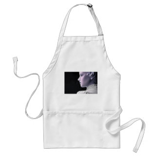 ElectricGirl 2 Adult Apron