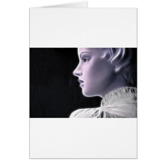 ElectricGirl 2 Greeting Cards