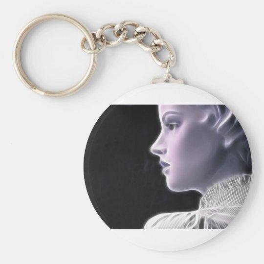 ElectricGirl 2 Keychain