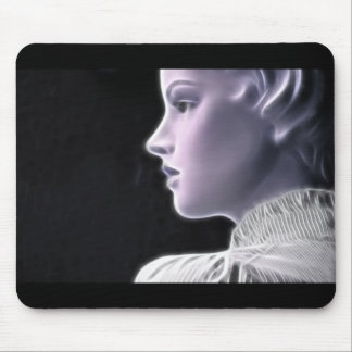 ElectricGirl 2 Mouse Pad