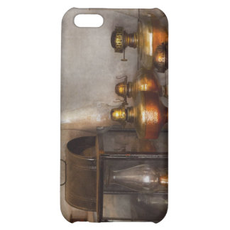 Electrician - A collection of oil lanterns .jpg Case For iPhone 5C