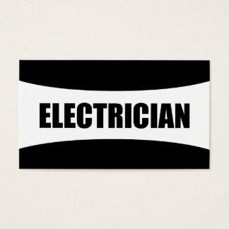 Electrician business cards templates zazzle for Electrician business cards templates free