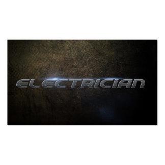 Electrician Business card Tarjeta Personal
