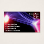 electrician business cards, electric, electrical,