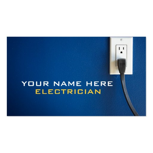 ... business cards electrician business cards electrician business card