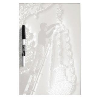 Electrician Dry-Erase Board