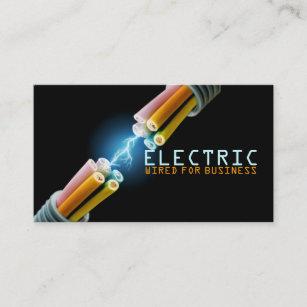 Electrical Work Business Cards Templates Zazzle Rh Com